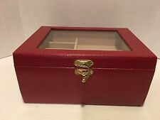Remy Martin Fine Champagne Cognac Display Box only or can be used as Jewelry Box
