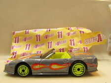 HOT WHEELS 1992 REVEALERS - #11 CUSTOM CORVETTE