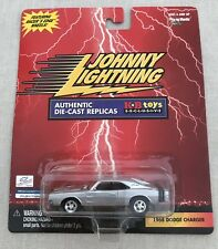 NIB 2000 Johnny Lightning - KB Toys Exclusive - 1968 Dodge Charger FREE SHIPPING