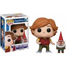 Funko Pop Troll Hunters - Toby With Gnome Vinyl Action Figure
