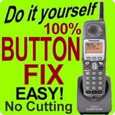Panasonic Keypad Button Fix KX-TGA520M KX-TGA650B KX-TG5240M KX-TG5243M
