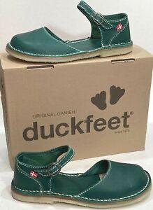 Men's or Women's Unisex Duckfeet Mols Sandals Mary Janes Euro Size 45 US 11 13