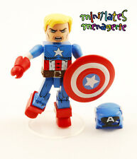 Marvel vs Capcom 3 Minimates Wave 3 Captain America