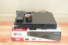 Lg Dp132H Dvd Player Hd Upscale - * Region 1 * - Usb Direct Recording- #2 - H1