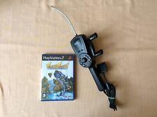 PS2 Fishing Fantasy Buzzrod + Fishing Rod Bigben PLAYSTATION 2 SONY PAL FR NEUF