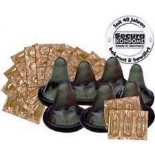 50 Preservatifs saveur chocolat Secura Norme CE fab en allemagne