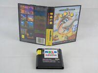 Rolo Sega Mega Drive No Manual PAL