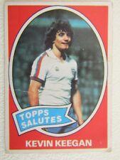 TOPPS FOOTBALL Cards 1979 Blue Back Variants (ef3)