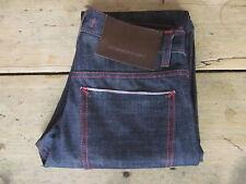 Bnwots Graham point Bespoke Selvedge Jeans (27x28-court) slim raw denim-bnwots