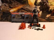 GI JOE 50th Anniversary Cobra Commander Action Figure 100% complete # 1
