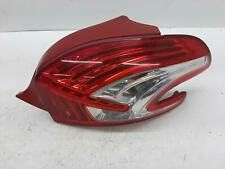 2015 PEUGEOT 208 O/S Drivers Right Rear Taillight 967262838003