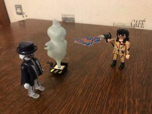 Lot playmobil sos fantomes ghostbusters