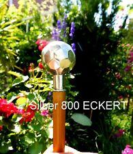 Reitgerte  E. Eckert königl.sächs.Hof Silberschmied Silber 800  Parade 1900  RAR