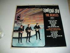 The Beatles Something New  Capitol ST2108 VG+/EX 1969  Green Label