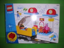 Lego Duplo Eisenbahn Intelli, 3327 Bahnhof Set,Ovp,Batteriefach, Komplett