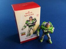 Toy Story:  Buzz is on a Mission - 2013 Hallmark Christmas ornament in orig box