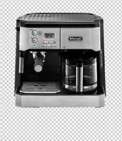 DeLonghi BCO430.T Combination Pump Espresso Drip Coffee and Cappuccino Maker