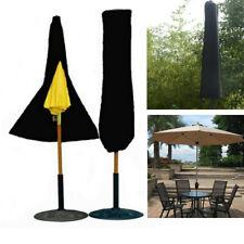 Heavy Duty Waterproof Parasol Umbrella Cover Garden Furniture Outdoor