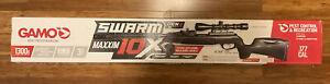 Gamo Swarm Maxxim 10X GEN2.177 Caliber 10 Shot Air Rifle w/3-9X40 Scope