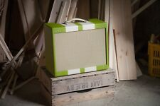 5E3 Tweed Deluxe racing stripes cabinet (amplifier and speaker NOT included)