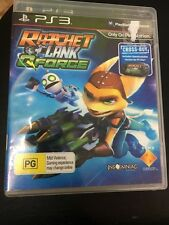 ratchet and clank Qforce PS3