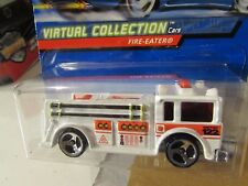 Hot Wheels Fire-Eater Virtual Collection White