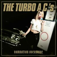 THE TURBO A.C.'S - DAMNATION OVERDRIVE-20TH ANNIVERSARY EDITION  VINYL LP NEW!