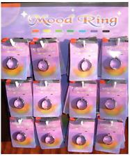 Lote de anillos que cambian de color según tu estado.