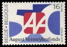 BELGIUM 1569 - August Vermeylen Fund 50th Anniversary (pf16706)