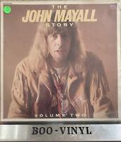 THE JOHN MAYALL STORY  VOL 2.. VINYL LP BLUES VG+