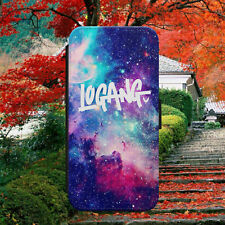 LOGAN PAUL MAVERICK LOGANG/SPACE/FLIP WALLET PHONE CASE COVER FOR IPHONE/SAMSUNG