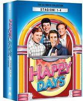 HAPPY DAYS - LA SERIE COMPLETA (14 DVD) BOX SET 4 STAGIONI