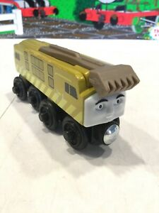 DIESEL 10 Thomas & Friends Train Engine Wooden Railway Very Good Condition 2012