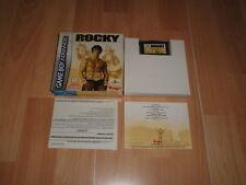 ROCKY DE RAGE PARA LA NINTENDO GAME BOY ADVANCE GBA USADO EN BUEN ESTADO
