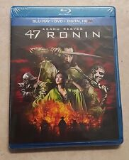 47 Ronin (Blu-ray + DVD + Digital HD with UltraViolet) - Brand New & Sealed !!