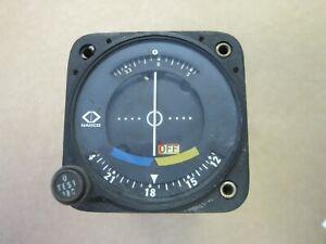 NARCO VOA-8 Converter Indicator
