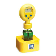 Traceable Digital-Bottle Refrigerator/Freezer Solution Filled Thermometer Acc...