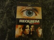 Requiem for a Dream Dvd 2001 Unrated Like New Jared Leto Jennifer Connelly !