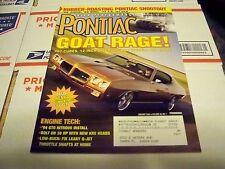 HIGH PERFORMANCE PONTIAC JAN. 2005