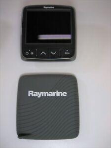 Raymarine i70 Multi-Function Instrument w/Suncover - E22172- Good Condition