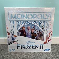 Disney's Frozen 2 Monopoly Family Board Game-Brand New & Sealed-Xmas-Elsa/Anna
