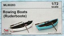 CMK Maritime Line 1/72 Rowing Boats (Ruderboote) # ML80283