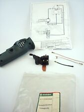 Metabo New Genuine Switch Assembly #316029980 for BHE6011S R+LSBE680/2 SBE655/2