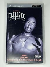 Tupac - Live at the House of Blues [UMD for PSP] 2005 RARE
