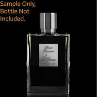 AUTHENTIC Black Phantom by Kilian (EDP) Memento Mori - Sample FAST FREE SHIPPING