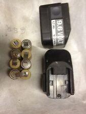 1 Bloc batterie AEG  WURTH   Milwaukee  9,6 2Ah /akku  /batteria /batery