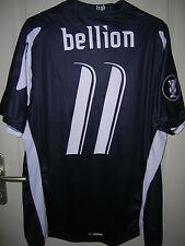Maillot foot Girondins de Bordeaux puma taille L Bellion n°11 rare coupe UEFA!