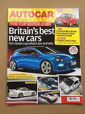 Autocar Magazine - 30 December 2009 - Merc B Class F Cell Toyota Land Cruiser
