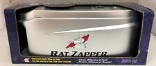 Ultra Rat Mouse Trap Hands Free Battery Operated Pest Control Bait Chamber Home