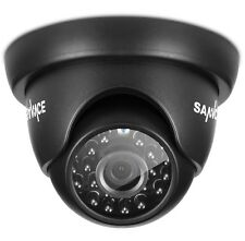 SANNCE 720P CCTV Security Dome Camera Indoor/Outdoor 24 IR Cut Night Vision (A02